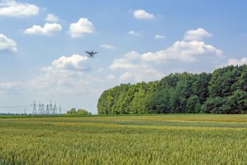 Is the agriculture industry ready for drones? You better believe it is!