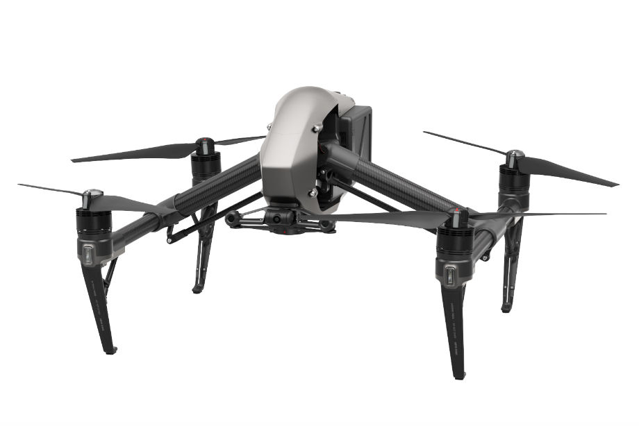 Why the DJI Inspire 2 is a must have for TV & Film production