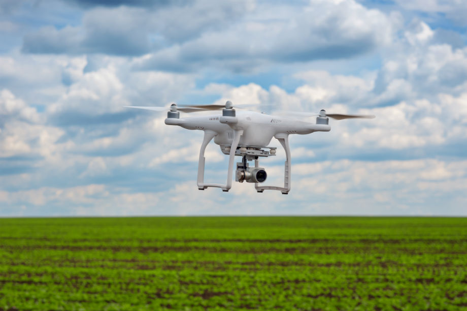How drones are driving improvements to crop husbandry