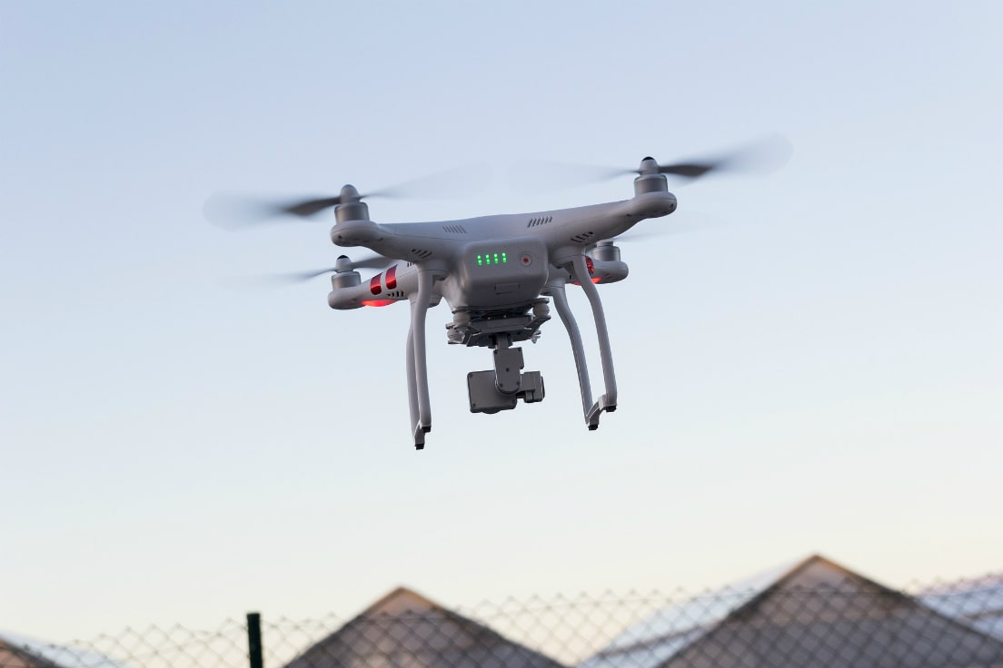 Drones: a valuable tool for security companies