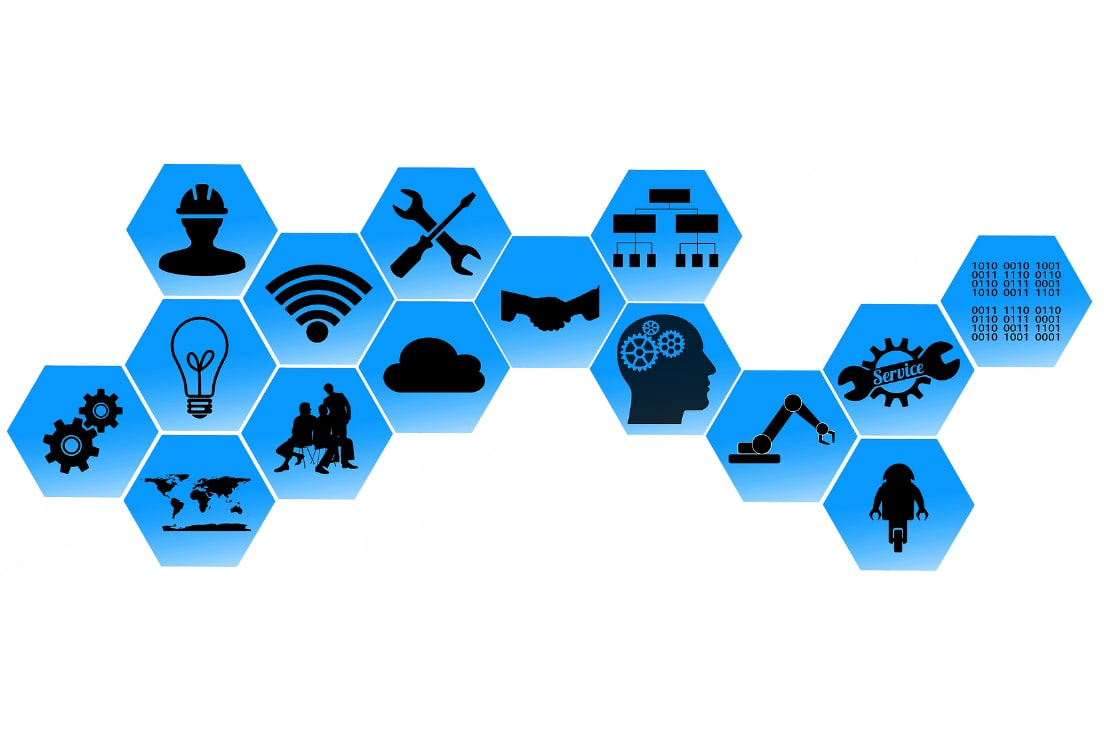 What is Industry 4.0 and why does drone technology have a part to play?
