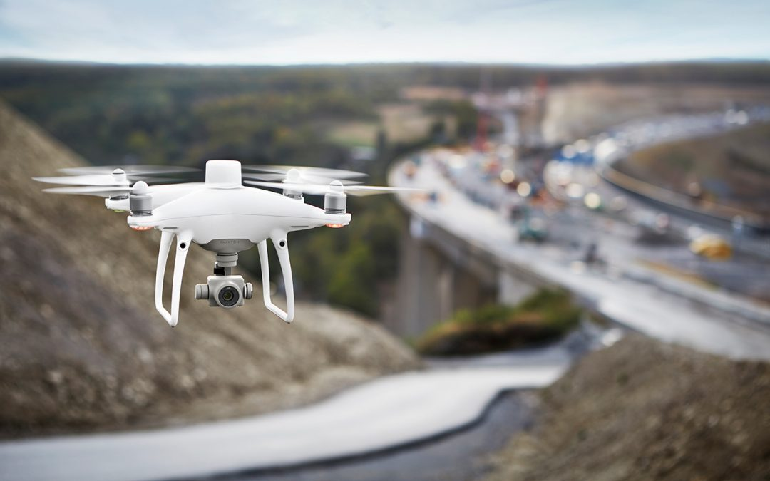Delivering accuracy in your drone survey workflow – GCPs, RTK, PPK